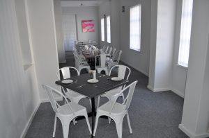 Communal diningroom