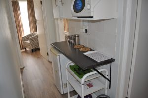 Morton Wing - kitchenette