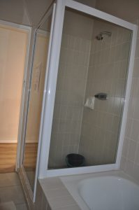 Morton Wing - bathroom shower