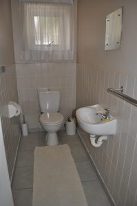 Morton Wing - separate toilet